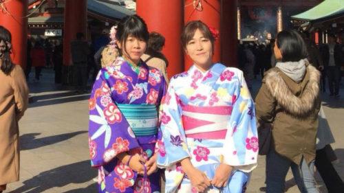 TYOで行くイマドキ女子旅(親子で女子旅 銀座&浅草 編)