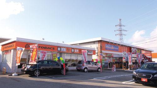 オートバックス 秋田仁井田店 新館 ▷キッズ歓迎のレストスペース