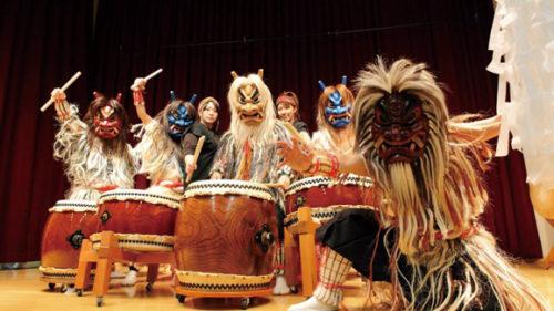 〈男鹿市〉五風なまはげ祭り ▷柴灯まつりへのカウントダウン