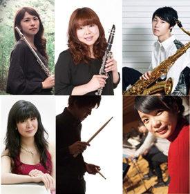 〈湯沢市〉月イチ♪コンサート ニュー・イヤー・コンサート ▷期待の若手音楽家による演奏会