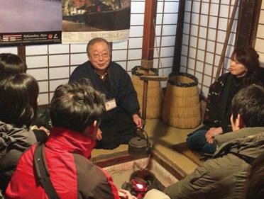 〈仙北市〉角館冬がたり ▷地元なまりで語る角館の歴史と生活