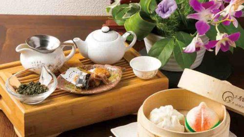 China Tea Cafe 静舎 ▷中国茶や点心をゆっくりと楽しむ癒やしのひととき