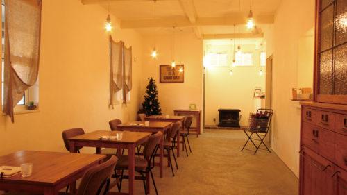 【冬のカフェvol.6】パンケーキ専門店 Hanamizuki Cafe▷アットホームな空間でホッと一息