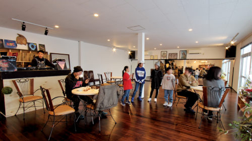 DANCE STUDIO Running man▷ダンスの魅力を広めたい! カフェ併設のスタジオ登場