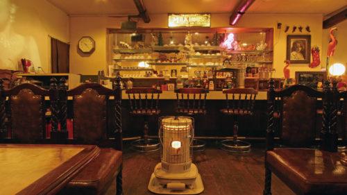 【冬のカフェvol.11】MILK HOUSE▷地域に愛され続けるレトロな喫茶店