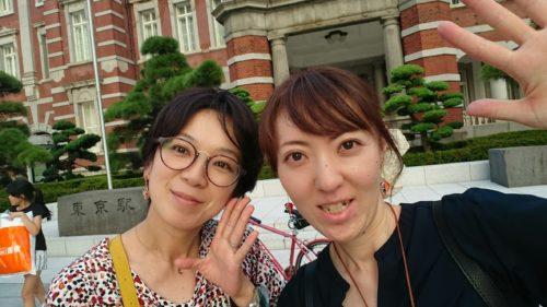 TYOで行くイマドキ女子旅(女子友2人組の都内一周旅 編)
