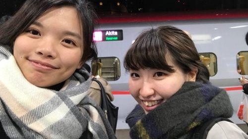 TYOで行くイマドキ女子旅(台湾出身の友人と初めての都内散歩 編)