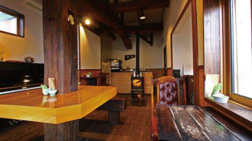 【冬のカフェvol.2】こおひい工房 珈音▷山々の景色と自家焙煎珈琲を愉しむ