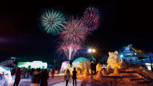 秋田県北秋田市、仙北市、岩手県雫石町の3市町村で開催される冬まつりをご紹介!(1月~3月中旬)