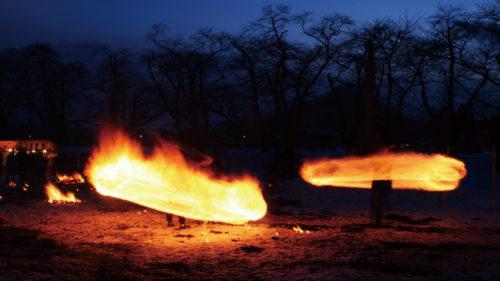 仙北市で開催される伝統的な小正月行事で幻想的なイベントの数々(2月10日~17日)