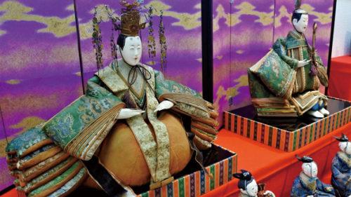 〈由利本荘市〉由利本荘ひな街道 ▷旧藩の雛人形をめぐる旅に出よう