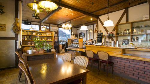 【冬のカフェvol.15】珈琲焙煎工房 バルーガ▷ノスタルジーな雰囲気の中こだわりの珈琲とパンで一息
