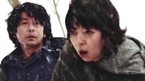 映画「赤い雪 Red Snow」の出演キャストや監督を迎えた舞台挨拶が開催‼