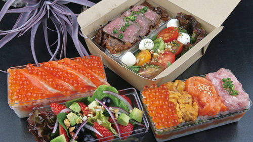 Sushi Deli Akita スシデリアキタ▷カフェ飯風に楽しむ秋田の味