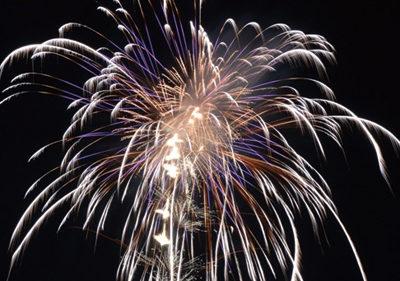 〈大仙市〉大曲の花火-冬の章- 「新作花火コレクション2019」 ▷若手作家による新作花火の競技会