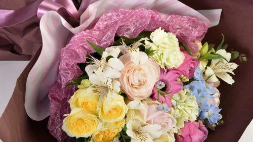 ハレの日に思い出に花束を!フラワーギフト Shop Guide