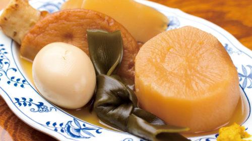 仙岩峠の茶屋 大曲店▷変わらぬ製法と味わい 名物おでんが大曲でも味わえる!