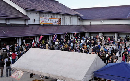 〈鹿角市〉十和田八幡平 春の観光と大物産展▷道の駅で鹿角の魅力を満喫しよう