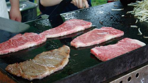 〈羽後町〉第12回 うご牛まんまフェスティバル  ▷ブランド牛「うご牛」をお得に楽しむ
