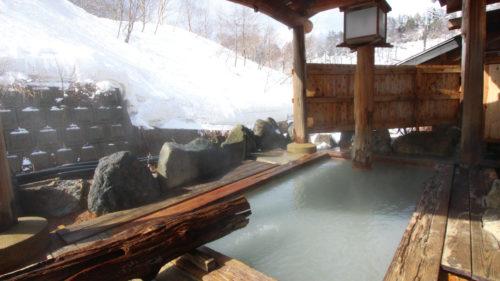泥湯温泉 奥山旅館▷伝説の秘湯が装い新たに再オープン