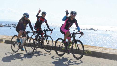 〈男鹿市〉ロードバイク、e-bikeレンタル ▷スポーツ自転車で海岸線を走ろう