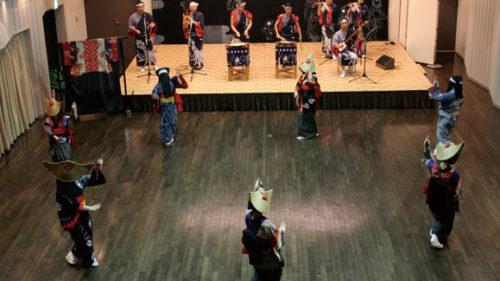 〈羽後町〉西馬音内盆踊り定期公演▷羽後町の伝統芸能を毎月見られる