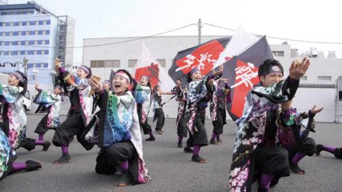 〈秋田市〉第22回 ヤートセ秋田祭▷毎年恒例パワーあふれる踊りの祭典