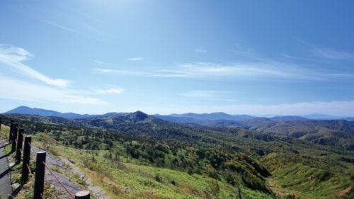 〈鹿角市〉事前予約型観光路線バス「八郎太郎号」 ▷十和田八幡平国立公園を満喫できる