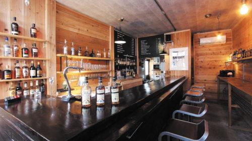 RUM BAR PENNY BLUE ペニーブルー ▷大町にラム酒専門店が登場