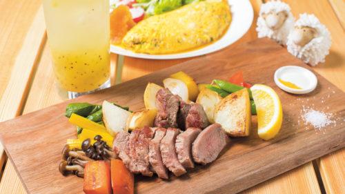 酒場 ひつじ HITSUJI▷新店オープンが続く南通に 県産羊肉が楽しめる酒場