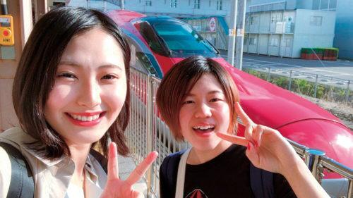 TYOで行くイマドキ女子旅(友人同士で楽しい下町東京旅 編)