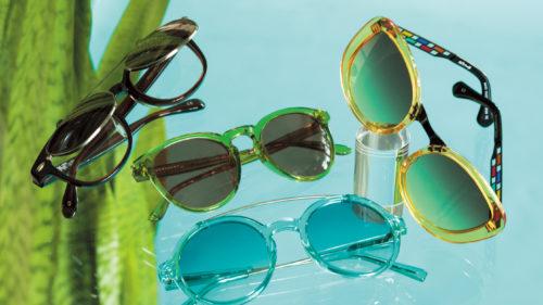 アイウエアセレクトショップ melve▷夏を先取りするサングラスが勢揃い! 現品限りのレアなデザインも豊富