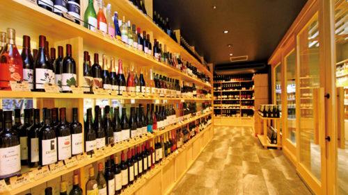 SAKE no Qoobe 酒のクーベ 横手十文字店▷1,000種以上の豊富な品揃え 東北最大級の日本ワインセラーも