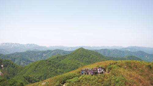 〈藤里町〉深緑の白神山地ど真ん中! 小岳登山 ▷山の日に白神の最奥を歩いてみよう