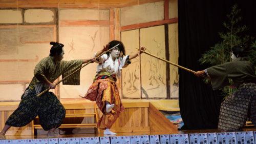 〈三種町〉伝統芸能の祭典 in みたね▷古くから伝わる郷土の古典芸能