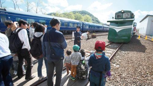 〈小坂町〉小坂・鉄道まつり2019▷体験メニュー豊富な鉄道イベント