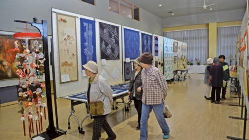 〈八郎潟町〉八郎潟町産業芸術文化祭▷町の食と芸術文化にふれる秋に