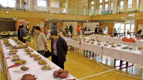 〈東成瀬村〉第52回 東成瀬村産業祭 なるせ物産まつり▷東成瀬の農産物や物産品が大集合