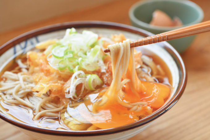 立食い 近藤そば店▷立ち食いで味わえる気軽な蕎麦処
