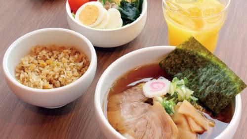 中華カフェ 3dora▷カフェ風の中華食堂がオープン