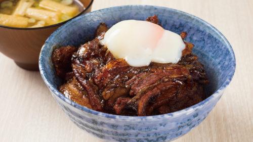 究極の炭火焼き豚丼 Boo★▷炭火の香ばしさと脂の旨みを丼で