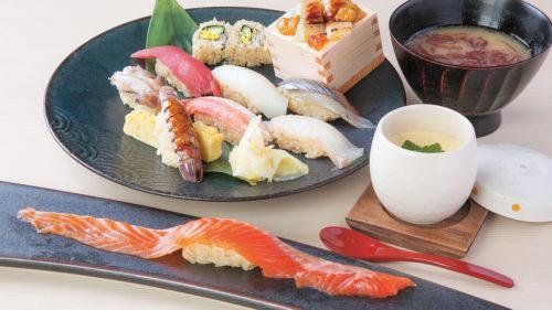 秋田の恵み鮨処 秋田港▷漁港直送の地魚を江戸前伝統の赤シャリで愉しむ