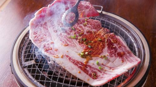 秋田焼肉センター アジト▷人気パスタ店がホルモン・焼肉専門店として夜オープン