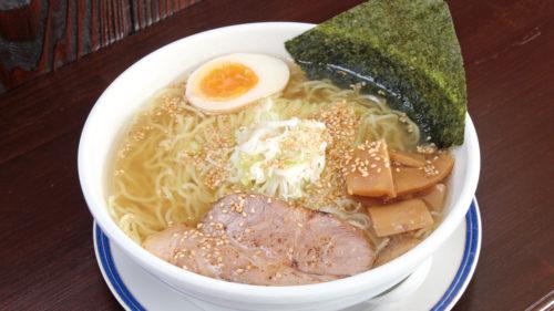 麺や食堂 味斗▷低温で丸2日煮込んだ極上スープ