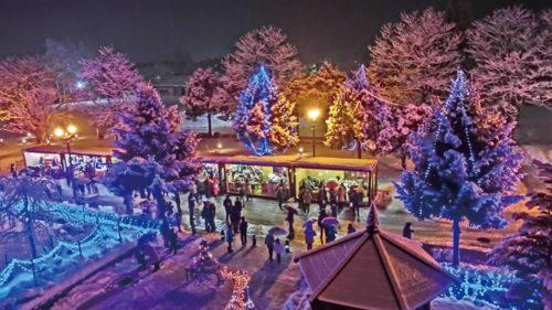 〈小坂町〉クリスマスマーケットin小坂 2019▷小坂の冬の風物詩 聖夜までの1カ月を楽しく過ごそう