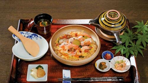 天ぷら・和食 醍醐 西武秋田店▷職人の技が冴える絶品天ぷらを、ランチで気軽に愉しむ