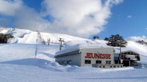 〈東成瀬村〉ジュネス栗駒スキー場▷家族で楽しめるスキー場がオープン