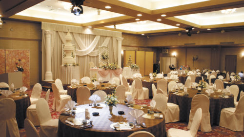 旅館 安楽温泉▷美味しい料理と真心込めたおもてなし 1日1組限定の貸切ウエディングが人気