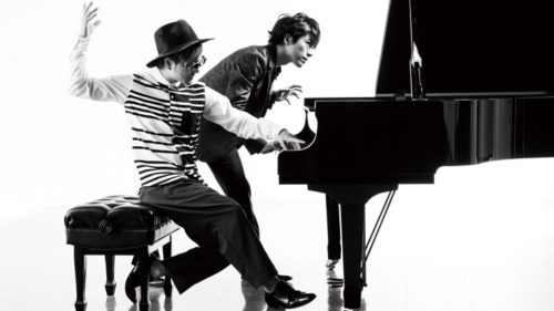 鍵盤男子 Concert 2020 Freedom▷独自の音楽性を持つピアノデュオ