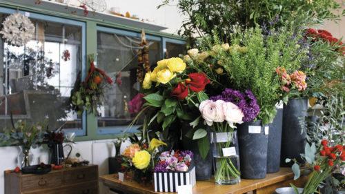 Flower Space T's ティーズ▷珍しい生花やアレンジでカジュアルに花を楽しめる